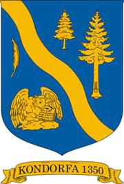 Kondorfa címer